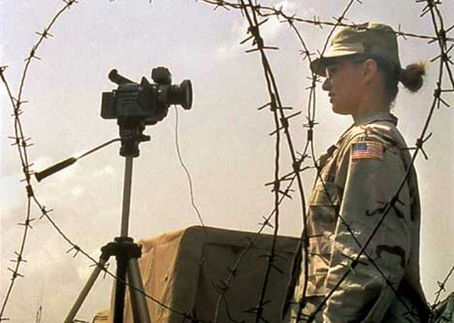 """VH1's """"Military Diaries'': Rocking on the front lines"""