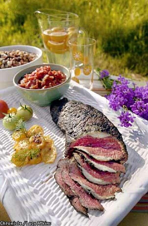California GRILL / Santa Maria-style tri-tip barbecue kicks off the ...