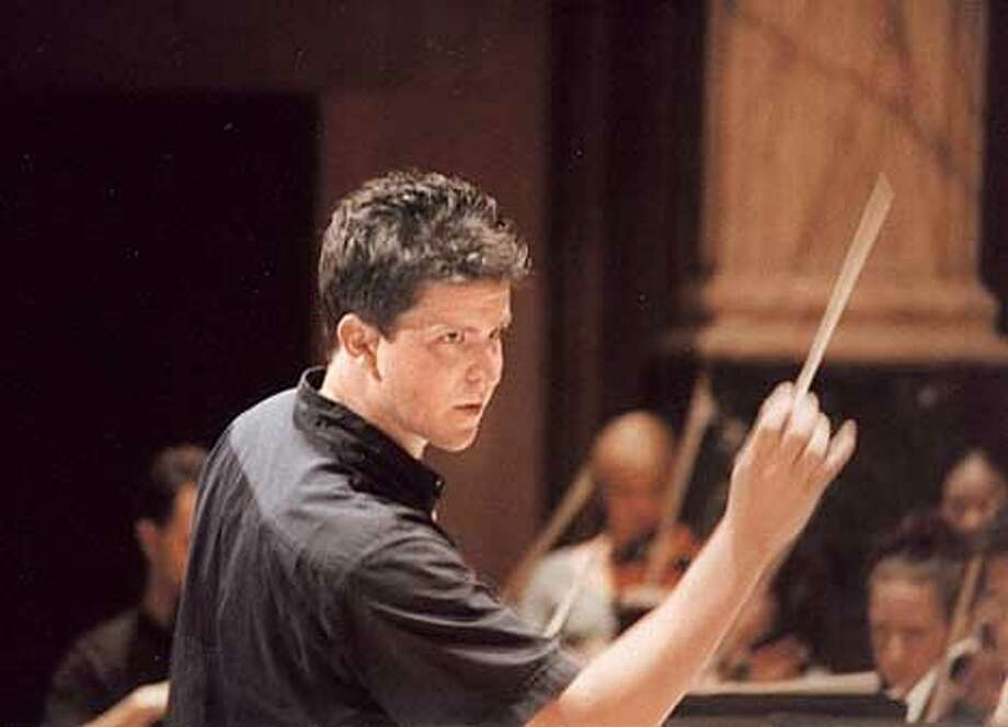 conductor Edwin Outwater. handout