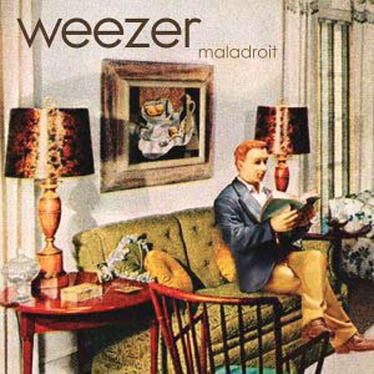 """Maladroit"" -- Weezer"
