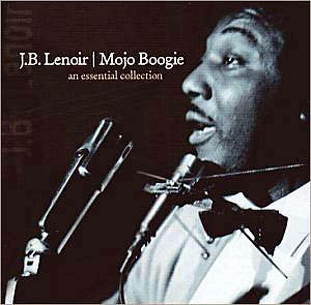 """""""Mojo Boogie Varese"""" --- J.B. Lenoir"""