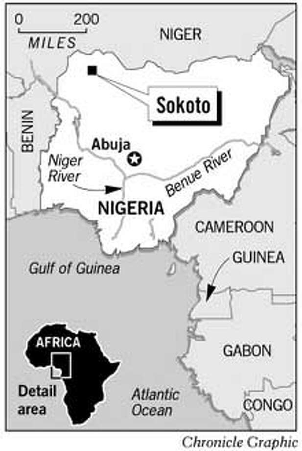 Sokoto, Nigeria. Chronicle Graphic