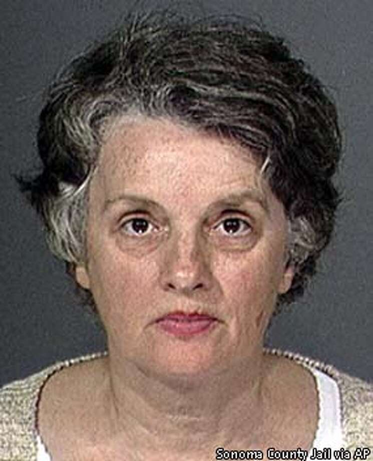 Marilyn Barletta is named in a warrant charging animal cruelty. Sonoma County Jail via Associated Press
