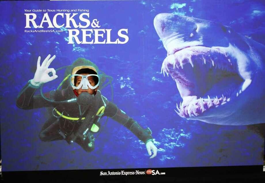 San Antonio Boat and RV Show Photos – Thursday, January 26, 2012 – Sunday, January 29, 2012 Photo: Express-News