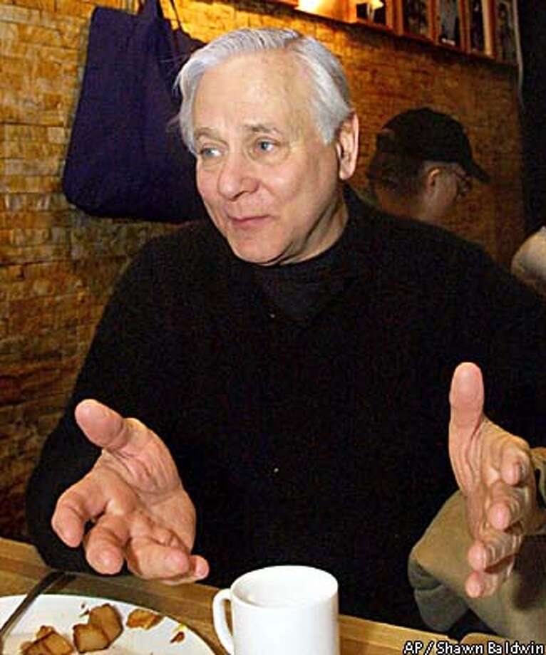Dick Schaap quite possibly was the only person who voted for both the Heisman Trophy and Tony Awards. Associated Press photo by Shawn Baldwin
