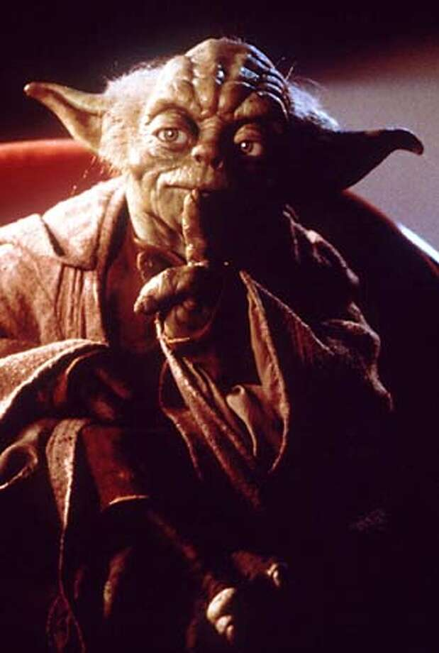 """Yoda is one character who has died and come back to life in a """"Star Wars"""" prequel."""