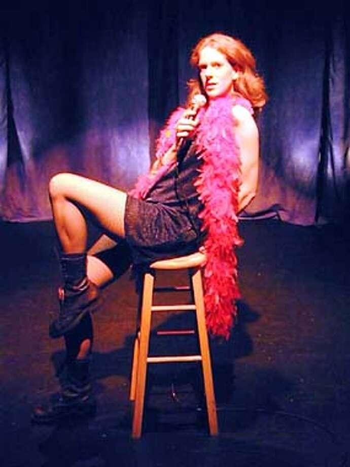 #5:  Beth Wilmurt plays the title role in IO PRINCESS OF  ARGOS at Encore Theatre Company  (HANDOUT PHOTO) Photo: HANDOUT