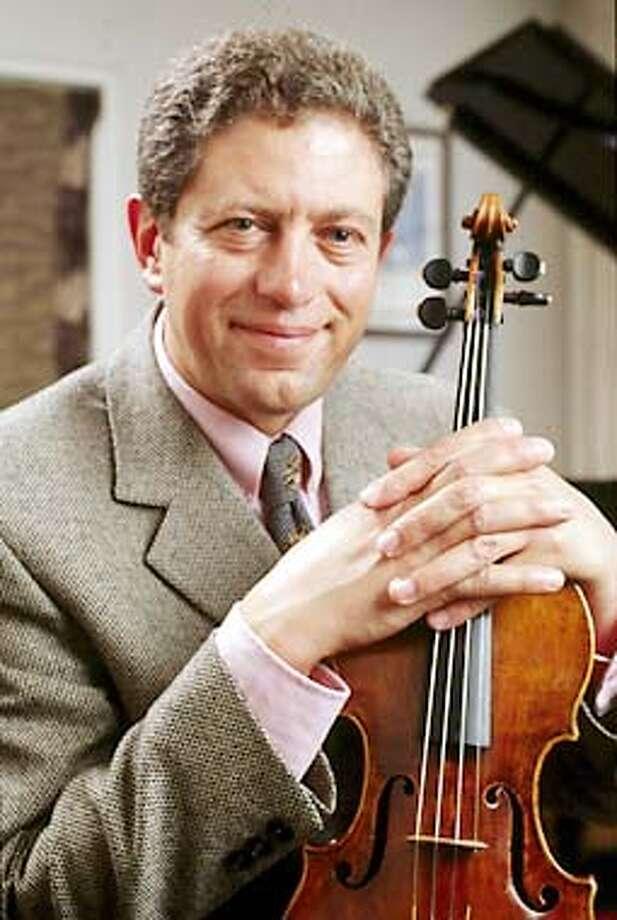 Alexander Barantschik, handout from the sf symphony ALSO RAN: 01/22/2002