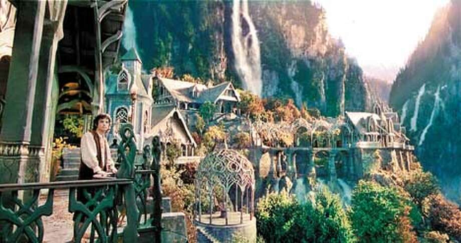 """Elijah Wood says filming """"The Lord of the Rings"""" trilogy was """"a difficult journey."""""""