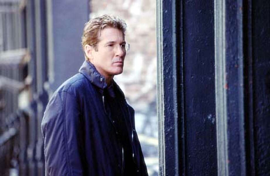 Richard Gere in UNFAITHFUL.  (HANDOUT PHOTO) Photo: HANDOUT