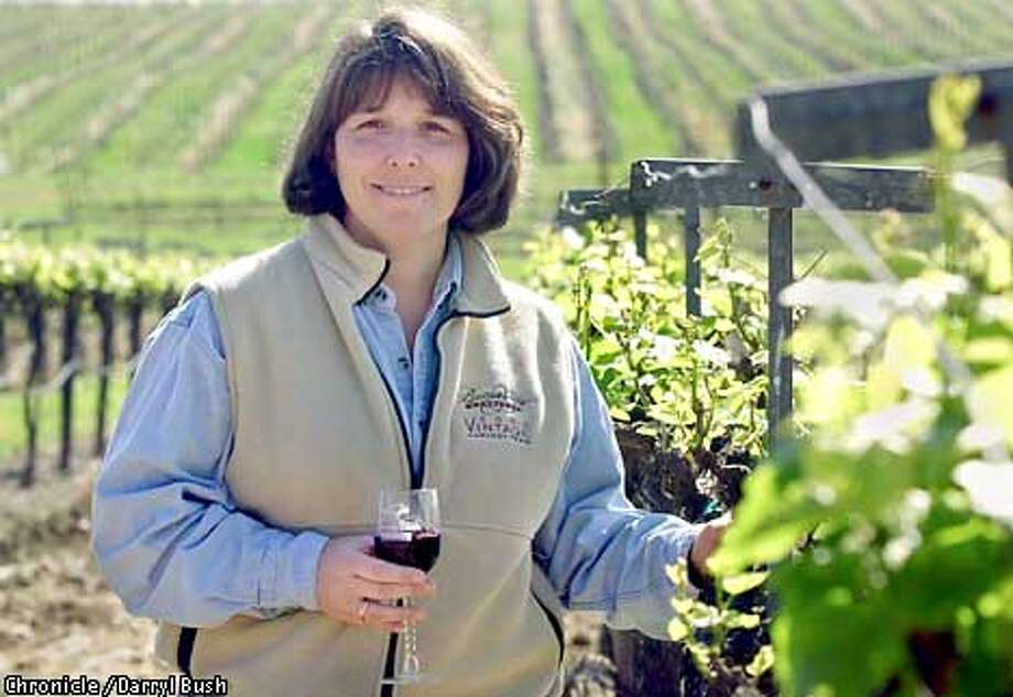 Buena Vista: Matulich-Weitz has a way with Pinot Noir and Cabernet Sauvignon grapes. Chronicle photo by Darryl Bush
