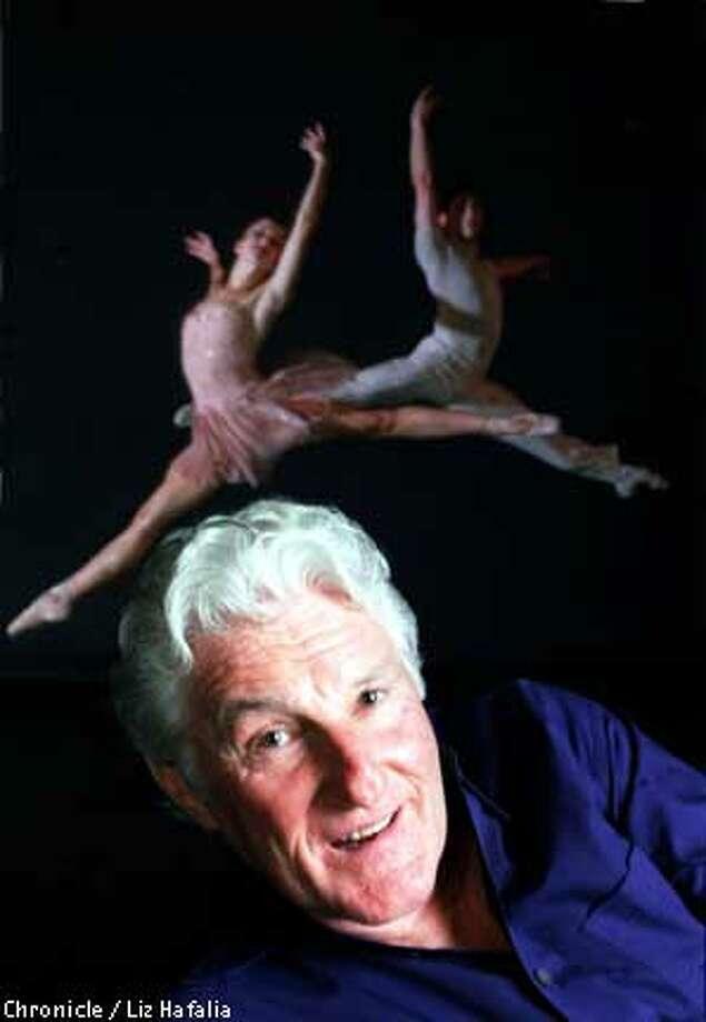 Gotta Dance: Michael Smuin's passion pulls him back into the spotlight. Chronicle photo by Liz Hafalia
