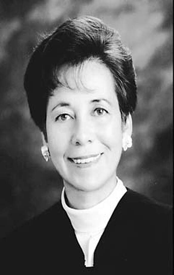 FILE--This is an undated photo of California Supreme Court Justice . Kennard is one of three justices up for voter retention in California's general election in November. (AP Photo/California Supreme Court) ALSO RAN: 9/6/99