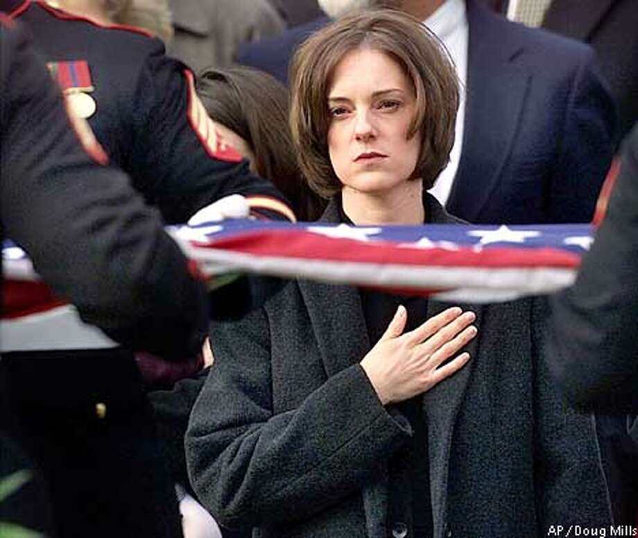 CIA agent honored at Arlington / Mike Spann was killed