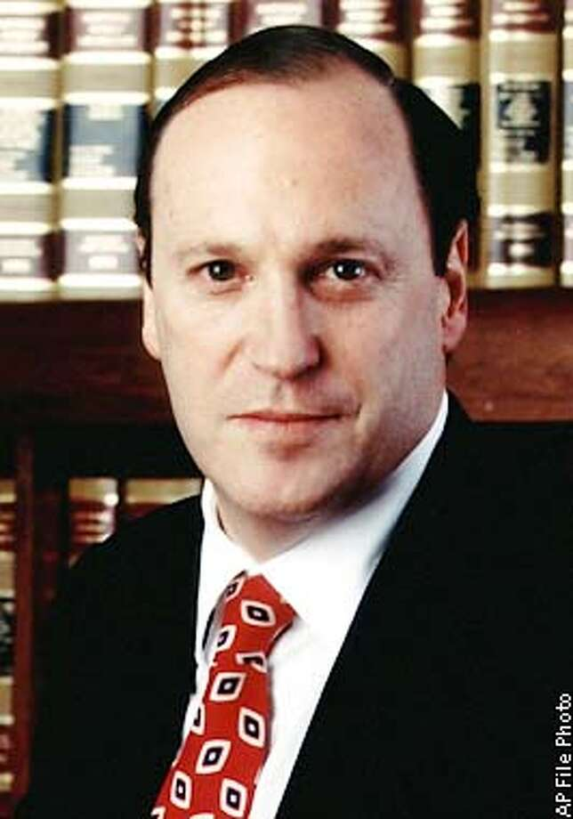 "FILE--Steven Brill, shown in an undated photo, is the brash, call-it-like-you-see-it founder of Court TV and American Lawyer magazine. Brill has gone from a media darling to a media critic overnight with the launch of his new glossy magazine ""Brill's Content'' that promises to scrutinize the newspaper and television industries. (AP Photo/Brill's Content,File) ALSO RAN; 04/08/1999"