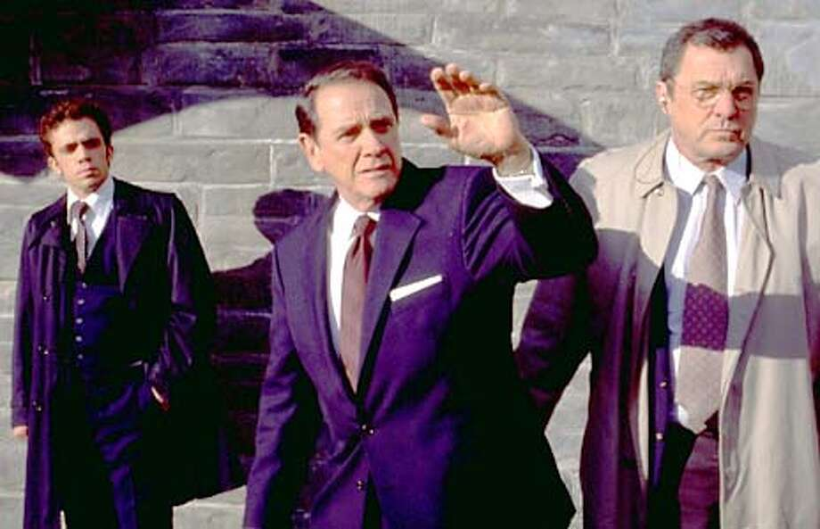 "Richard Crenna as Ronald Regan in the showtime Presentation of ""The Day Reagan Was Shot."" HANDOUT."