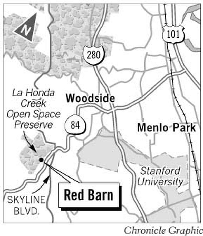 going to bat for barn s bats peninsula open space district tries Production Resume red barn chronicle graphic