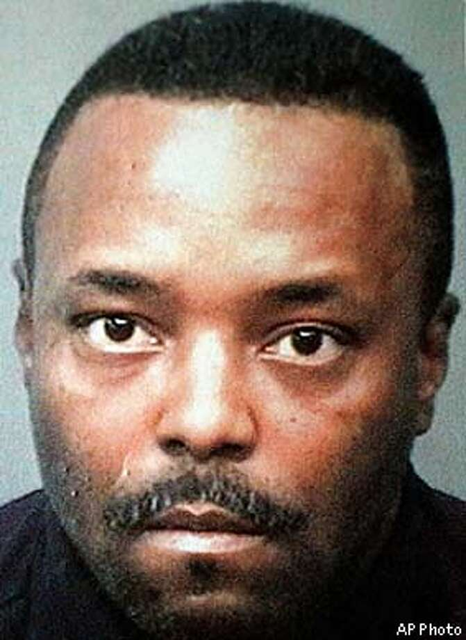 Raymond F. Houston remains jailed in the shooting of his wife, a San Jose Mercury News photographer. The Oakland Tribune via Associated Press