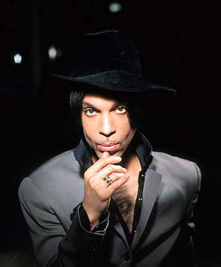 prince 2002  (HANDOUT PHOTO) Photo: HANDOUT