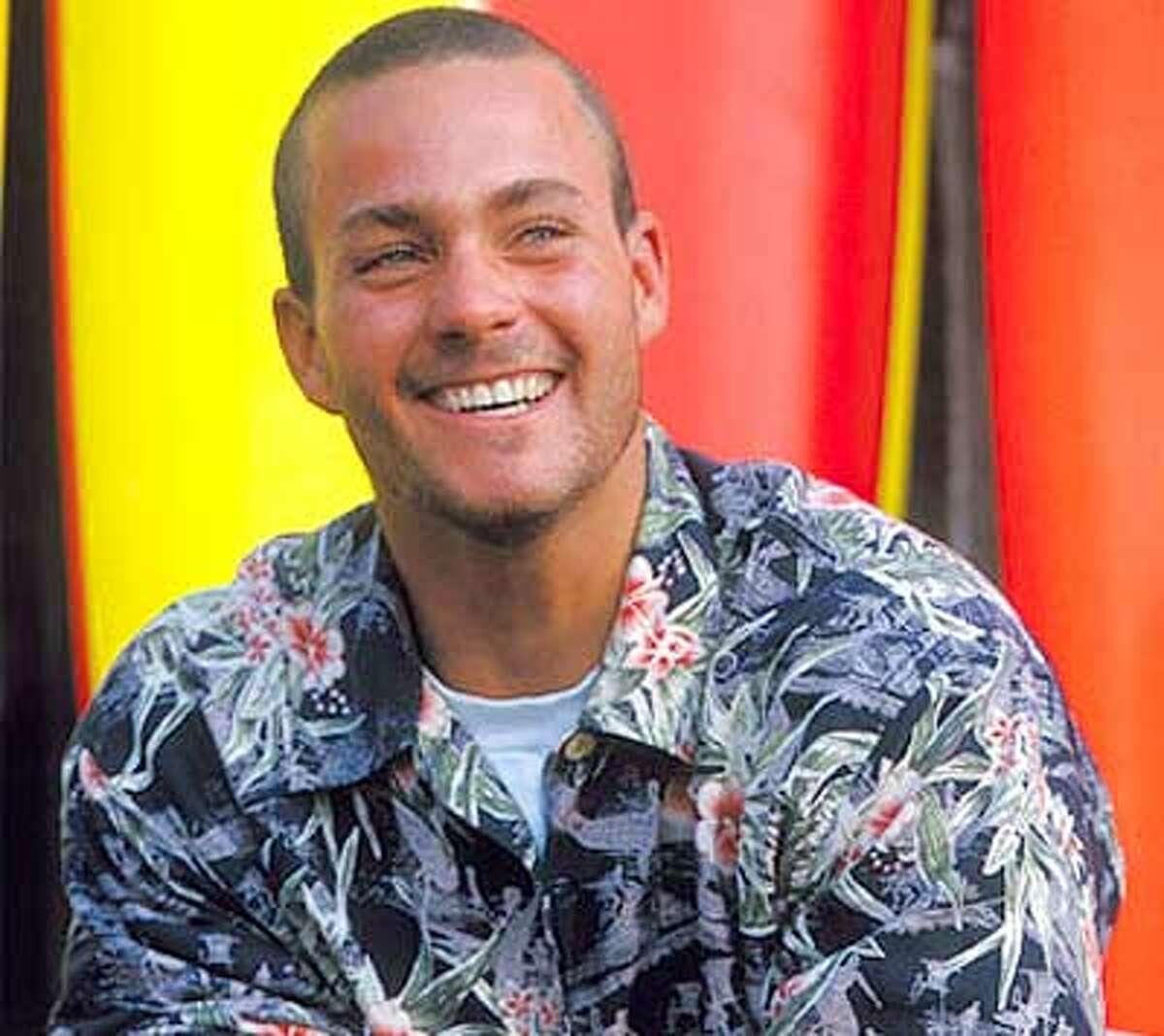 Santa Cruz surfer Jay Moriarity, 22, died off the Indian coast on Friday