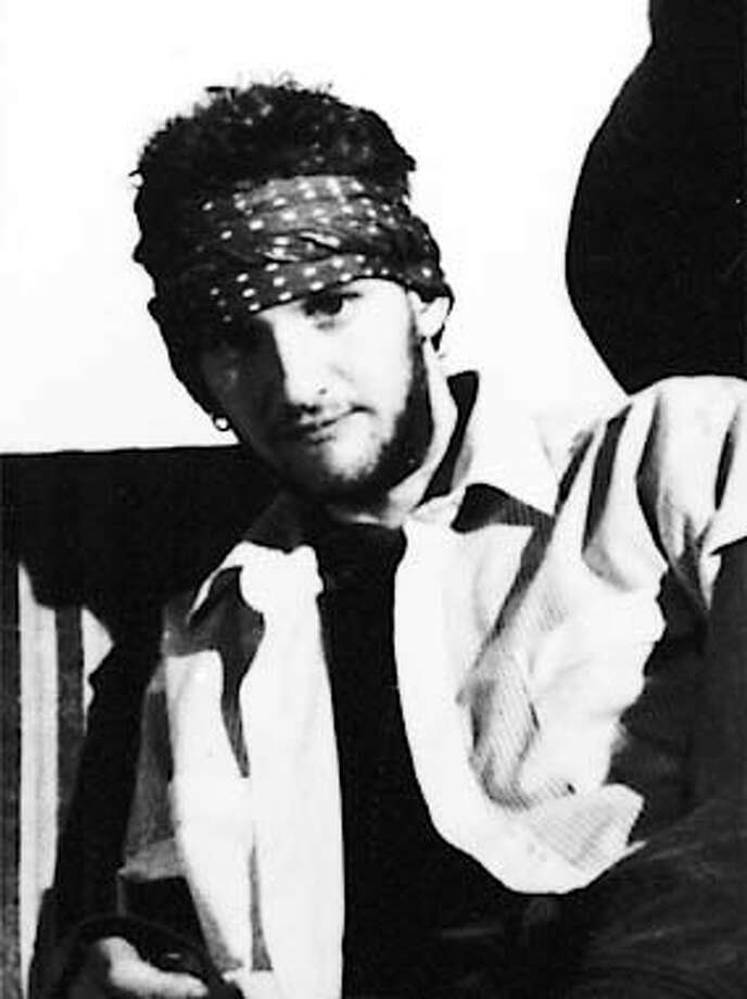 Layne Staley, lead singer of the grunge band Alice in Chains is seen in this 1995 Sony Music handout photo location unknown. Staley was found dead in his Seattle apartment late Friday, April 19, 2002 authorities said. He was 34. Tests were being conducted to determine the cause of death, the King County Medical Examiner's office said. (AP Photo/Sony Music via The Seattle Times, Rocky Schenk, ho) Photo: ROCKY SCHNENK
