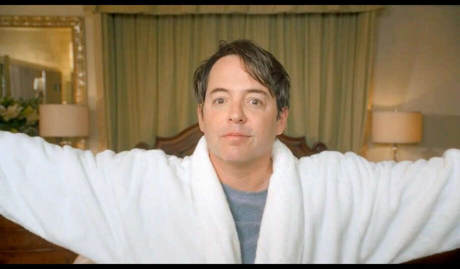 Matthew Broderick revives his Ferris Bueller persona for Honda's CR-V ad. Photo: Screen Grab
