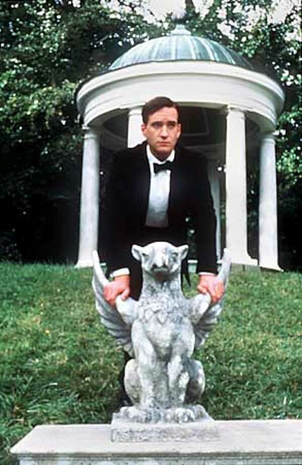 "matthew Macfadyen as Daniel Symon in BBC America's ""Almost Strangers.""  (HANDOUT PHOTO) Photo: HANDOUT"