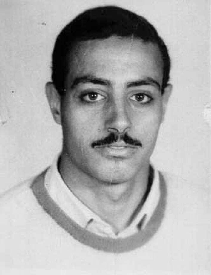 Khalid Abu-al-Dahab is in prison.