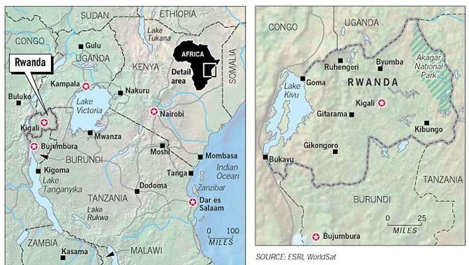 Rwanda: A History of Violence