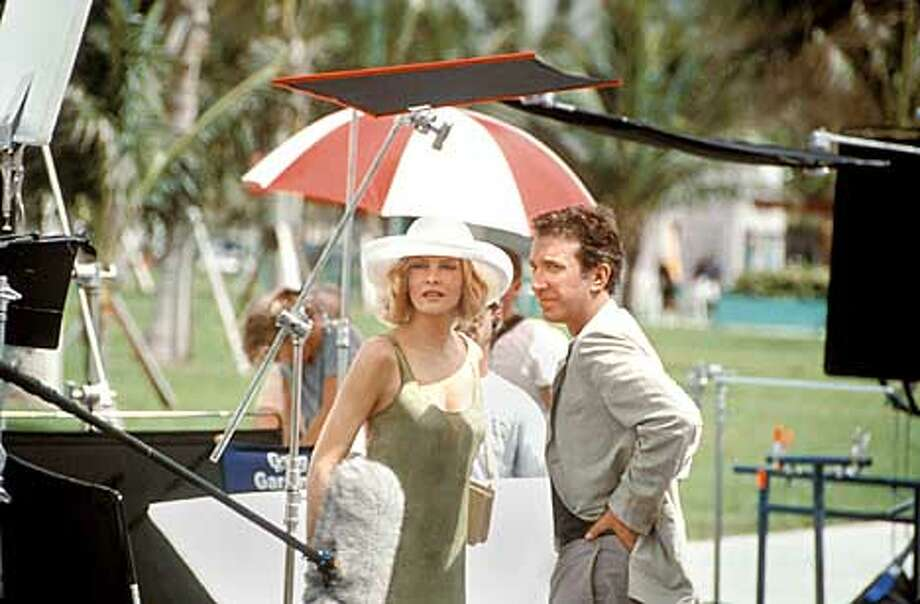 Rene Russo and Tim Allen in BIG TROUBLE Photo: HANDOUT
