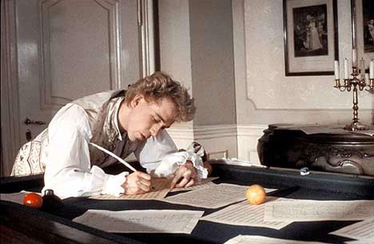 (HANDOUT PHOTO )Amadeus Director's Cut.