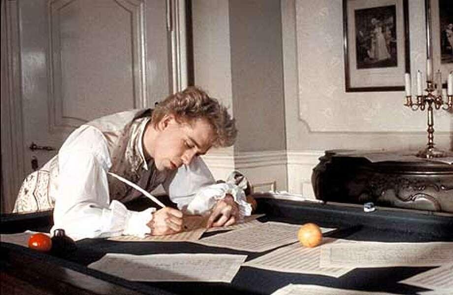 (HANDOUT PHOTO  )Amadeus Director's Cut. Photo: HANDOUT