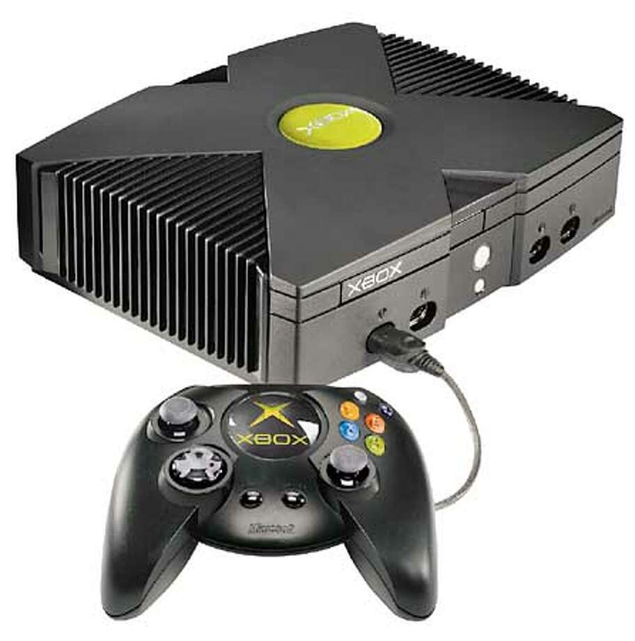Microsoft puts on its game face / New Xbox isn\'t just loaded with ...