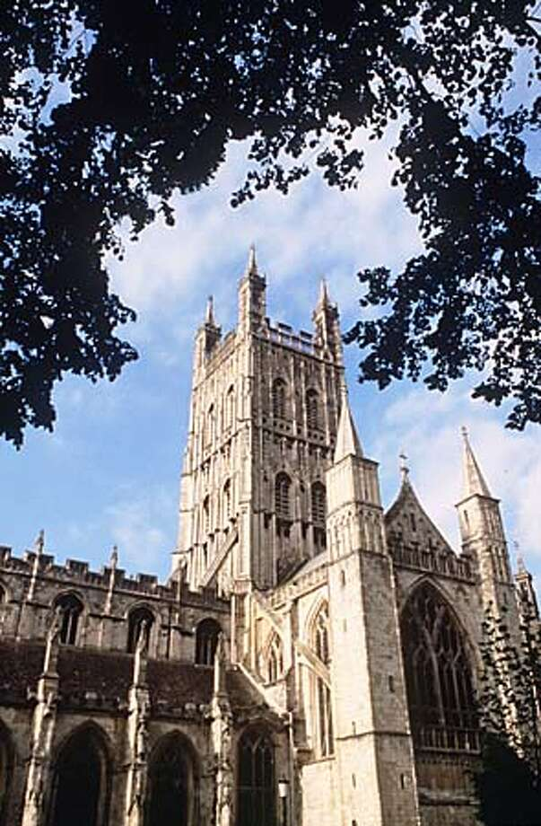 Harry Potter's England / The Gothic cathedrals and medieval