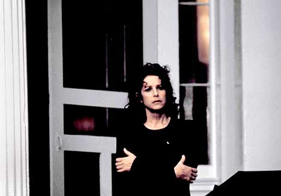THIS IS A HANDOUT IMAGE. PLEASE VERIFY RIGHTS. Debra Winger in BIG BAD LOVE Photo: HANDOUT