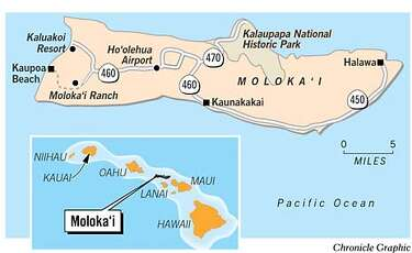 DESTINATION HAWAII / THE ISLAND tourism forgot / Quirky, laid-back on high mountains of molokai, sheraton molokai, island of molokai, halawa beach molokai,