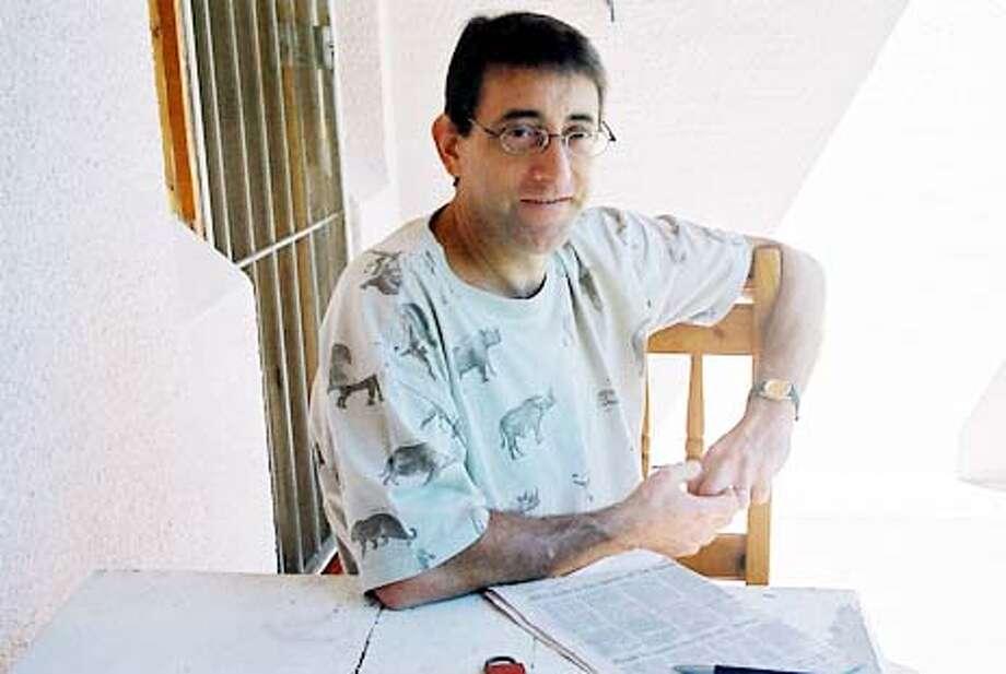 South African Professor Philip Machanick