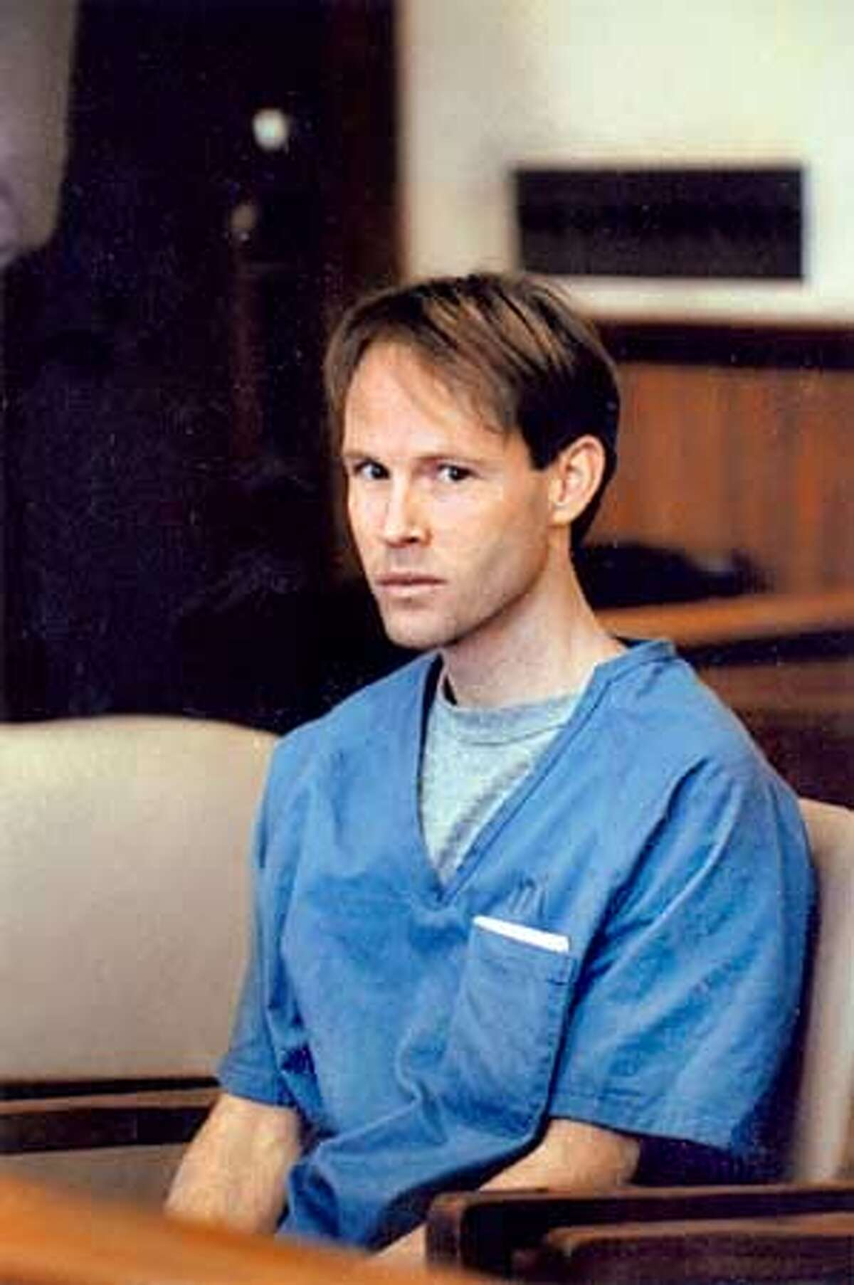 James Hogue used his wits, ingenuity and sports prowess to convince people he was someone he was not. File Photo (1991)
