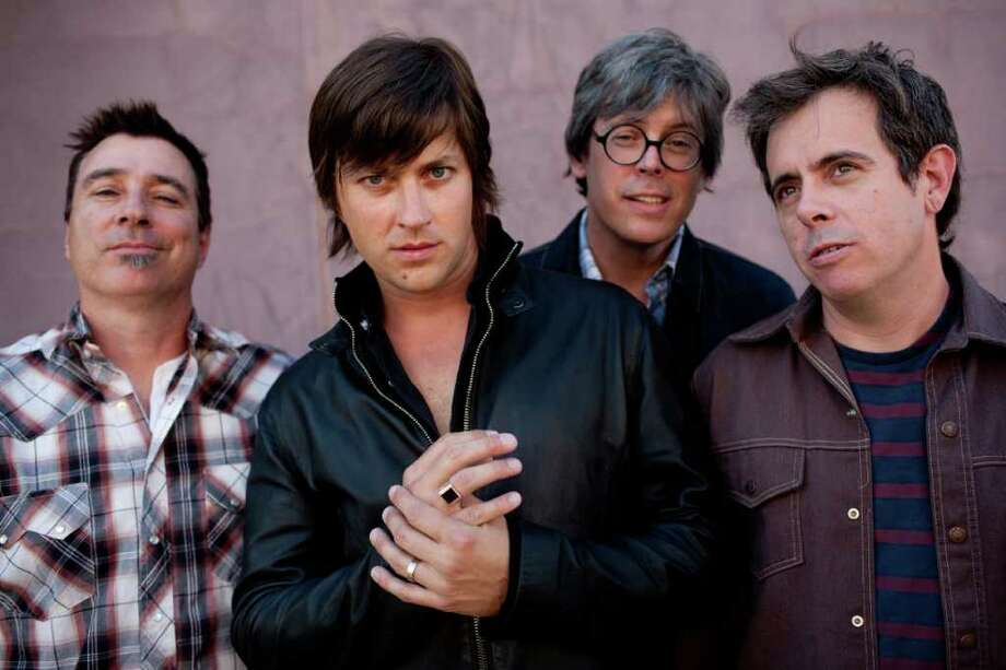 "The Old 97's new CD is ""The Grand Theatre Volume Two."" Photo: Allison V. Smith/courtesy"