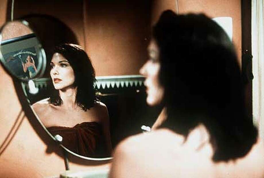Laura Elena Harring (Rita) stars in Mullholland Drive, a Universal Pictures release. Photo: HANDOUT