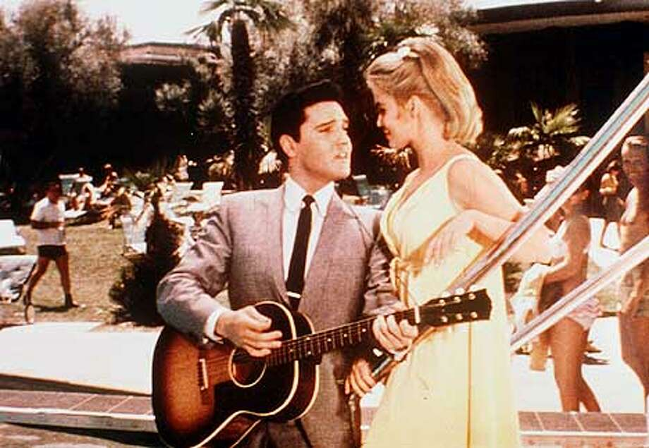 And finally, Elvis and Ann-Margret hit Vegas in 1964's ''Viva Las Vegas.""