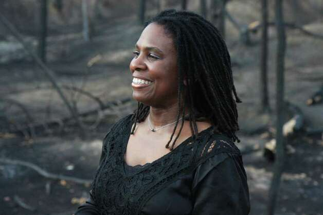 "Ruthie Foster covers songs ranging from ""If I Had a Hammer"" to Adele's ""Set Fire to the Rain"" on her new CD, ""Let it Burn."" Photo: Courtesy Ruthie Foster"