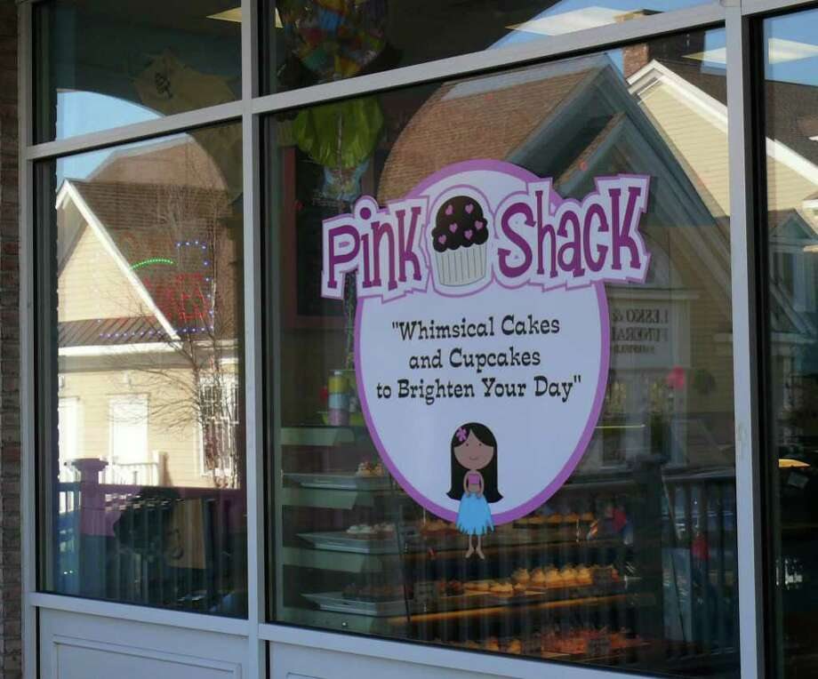 A local cupcake shop has changed its name to Pink Shack after battling some legal issues. Photo: Genevieve Reilly / Fairfield Citizen