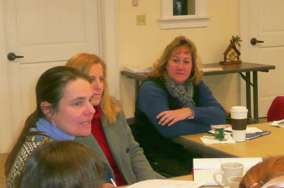 The Greenwich Environmental Roundtable annual meeting at Greenwich Audubon on January 19, 2012. Photo: Anne W. Semmes