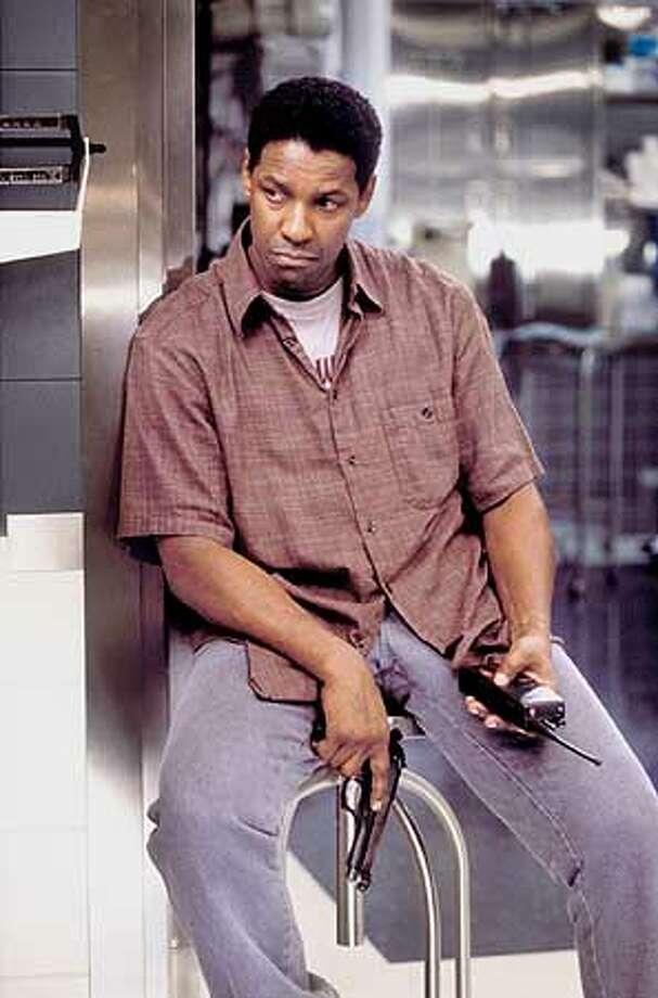 Denzel Washington stars in New Line Cinema�s action-thriller, John Q. Photo: Ava Gerlitz/New Line Cinem. HANDOUT.