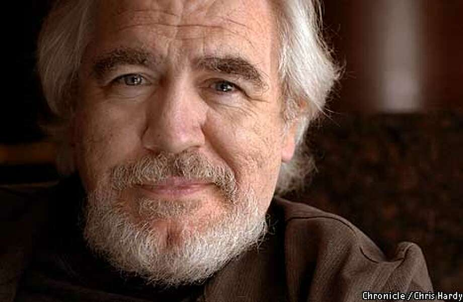 ACTOR BRIAN COX  -----CHRONICLE PHOTO BY CHRIS HARDY Photo: Chris Hardy