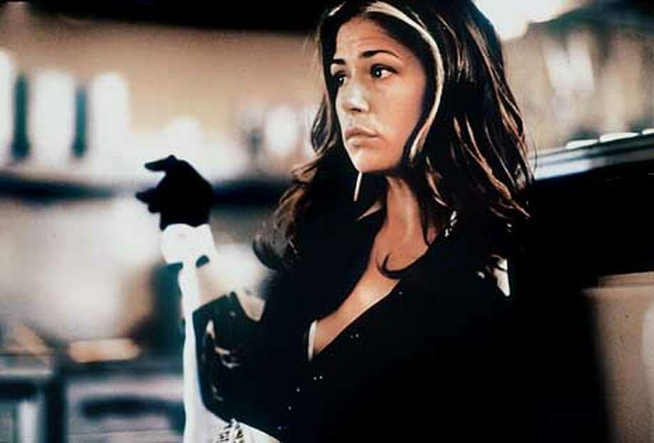 """""""ER"""" star Maura Tierney plays a lusty, ambitious '70s fast-food worker in the new movie """"Scotland, Pa."""""""