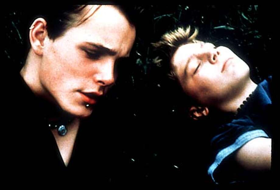 """Billy Kay (left) as Gary and Paul Franklin dano (right0 as Howie in Michael Cuesta's """"L.I.E.,"""" a Lot 47 Films release. Photo: HO"""