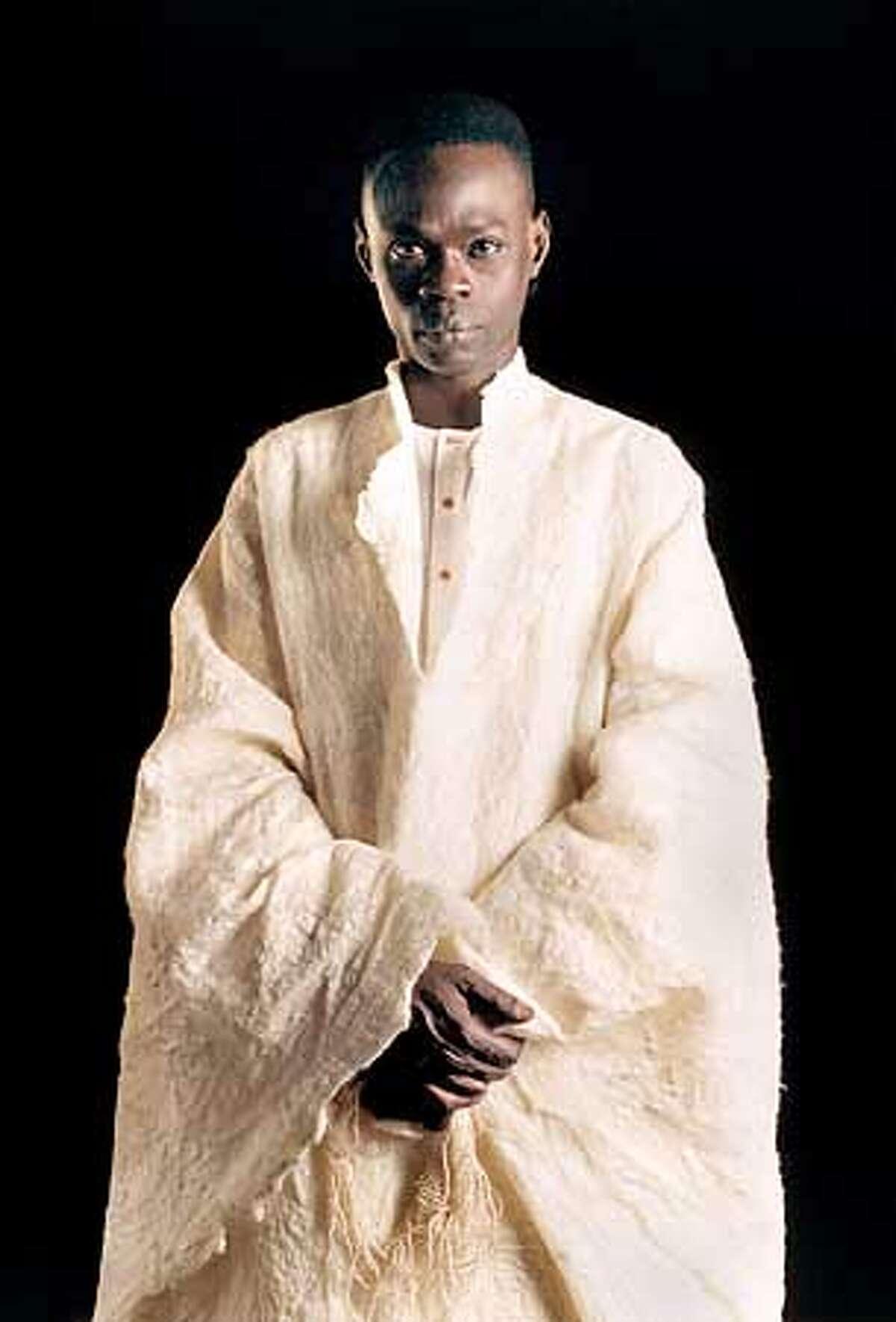 African musician Baaba Maal headlines the Fillmore on Feb. 5. HANDOUT.