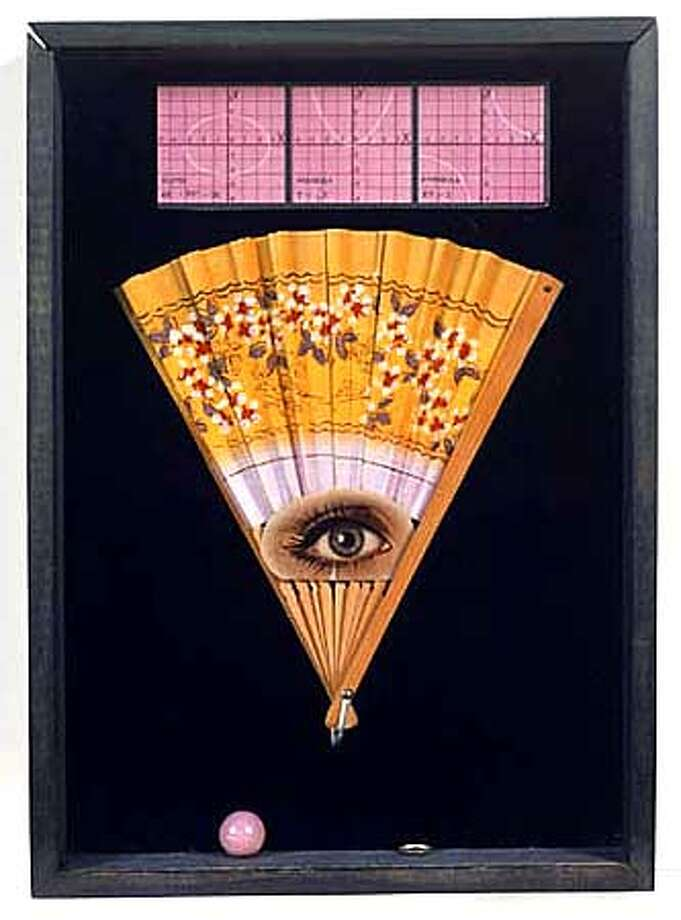 Optician's Chart, n.d. Collection SFMOMA